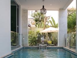 Những nguyên tắc gia chủ nên biết khi bố trí tiểu cảnh nước trong nhà