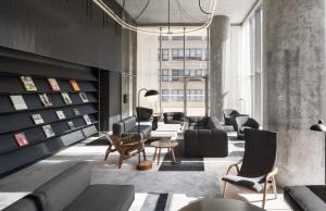 Chủ nghĩa thô mộc Brutalism trong thiết kế nội thất