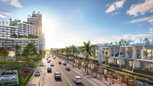 """Nam Group đón đầu cơ hội tại """"thủ đô resort mới"""" với nhà phố biển The Sound"""